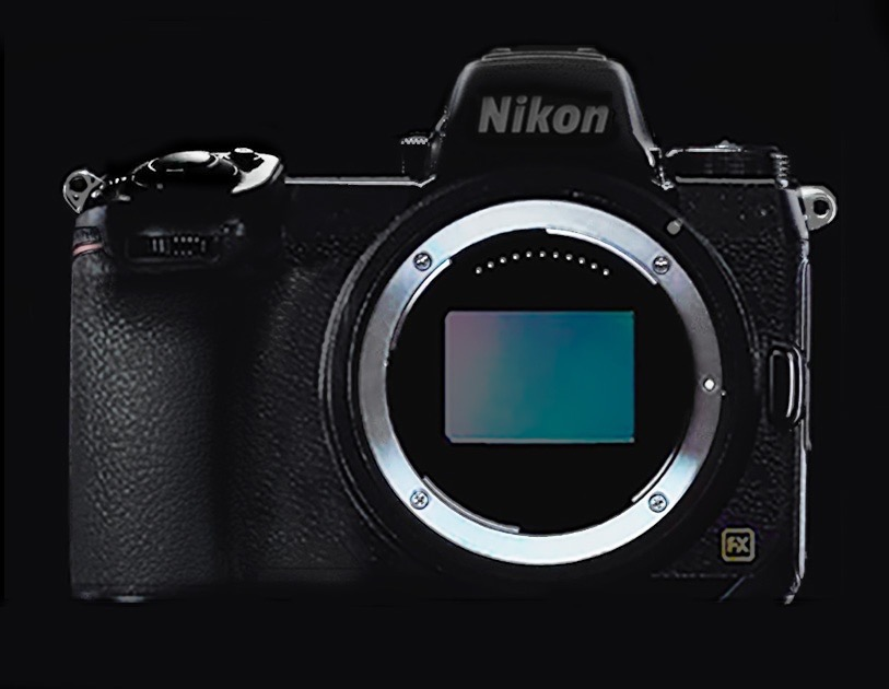 mirrorless full-frame di Nikon