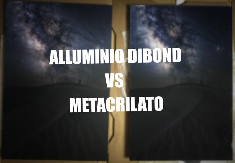 Saal Digital, metacrilato, Alluminio dibond, stampa digitale, stampa online