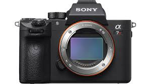Sony Alpha 7R IV, mirrorless full-frame