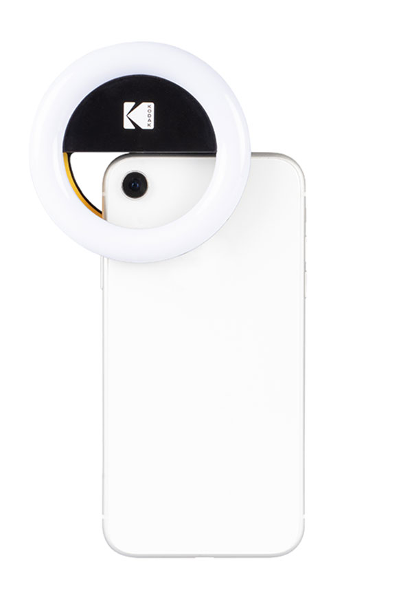 lenti per smartphone, kodak