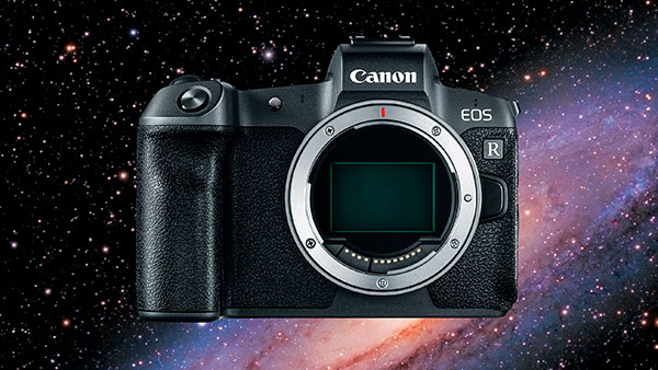 Canon EOS Ra, mirrorless full-frame