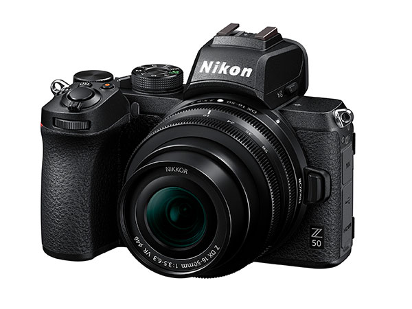 nikon z50 mirrorless DX
