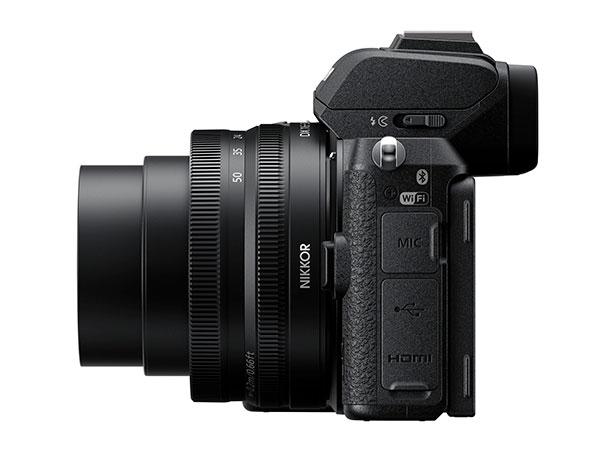 Nikon Z 50 + 16-50mm