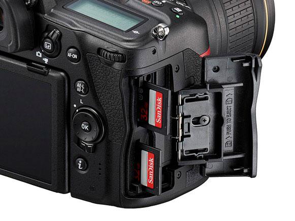 Nikon D780, full frame