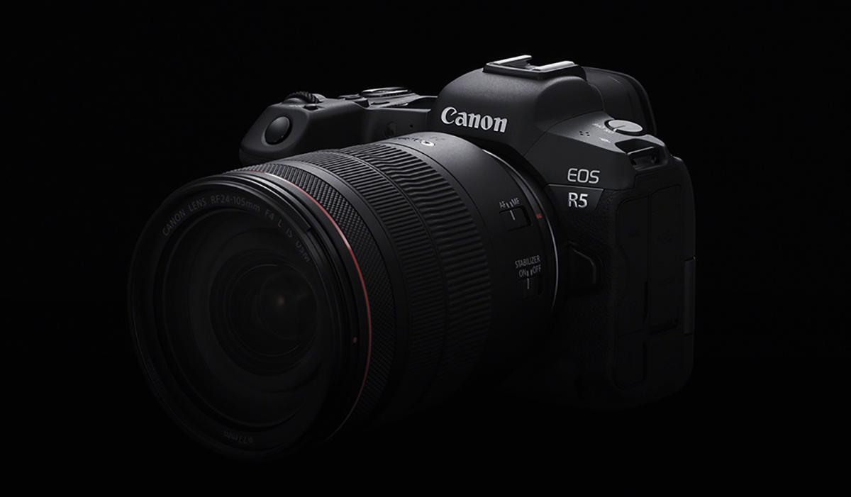 Canon EOS_R5 copertina