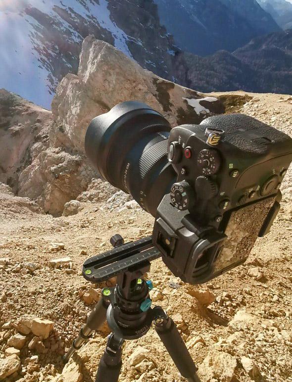 Sony a7s3, full-frame mirrorless, raw test