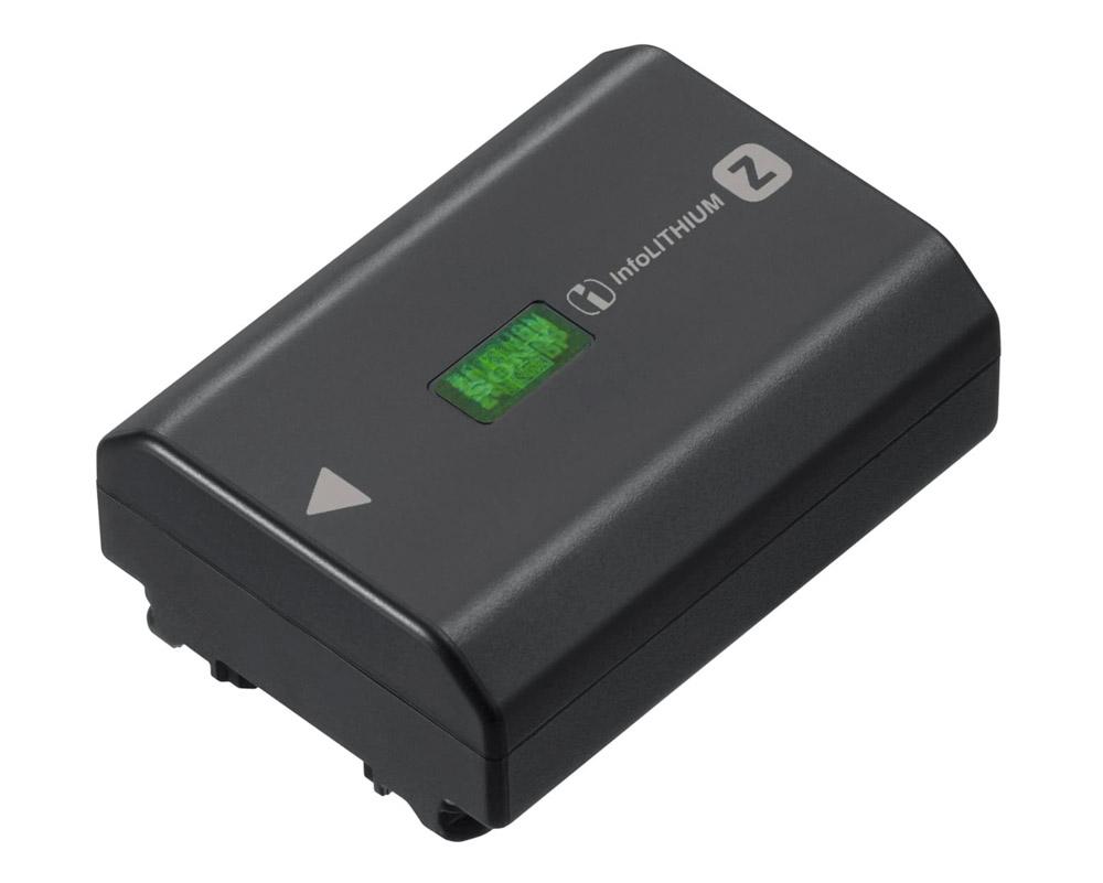 batteria, sony a7s3, menu, impostazioni, mirrorless, fullframe