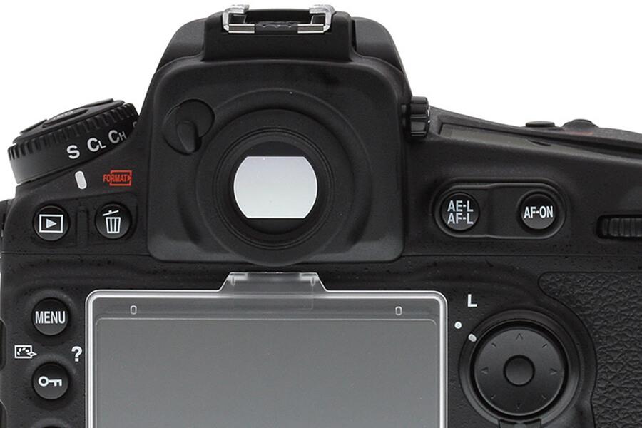 Mirino di una fotocamera