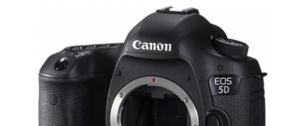 Canon EOS 5D Mark III, Reflex, Update, Firmaware 1.3.3