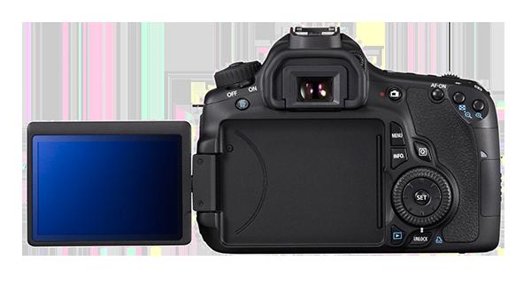 Canon EOS 60D, aps-c