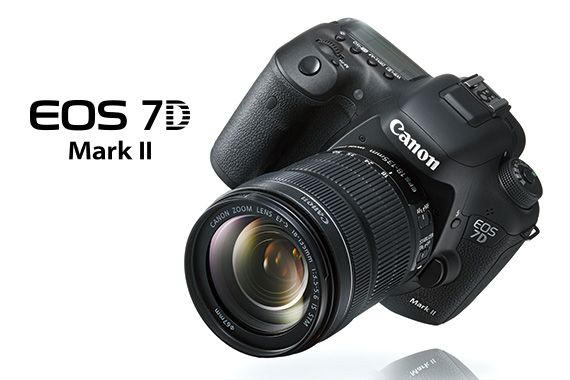 Canon, EOS 7D Mark II