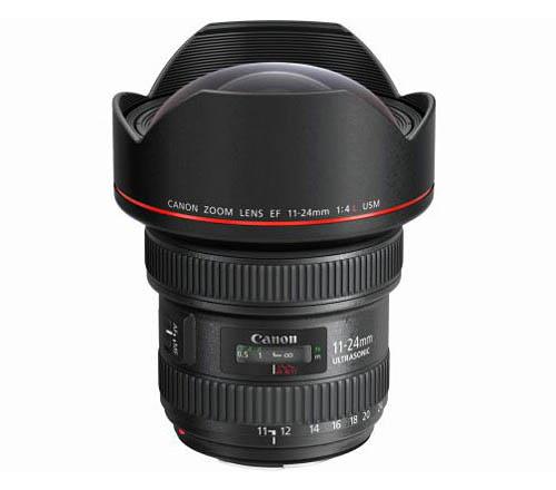Canon EF 11-24mm f/4 USM!, Obiettivo, grandagolare