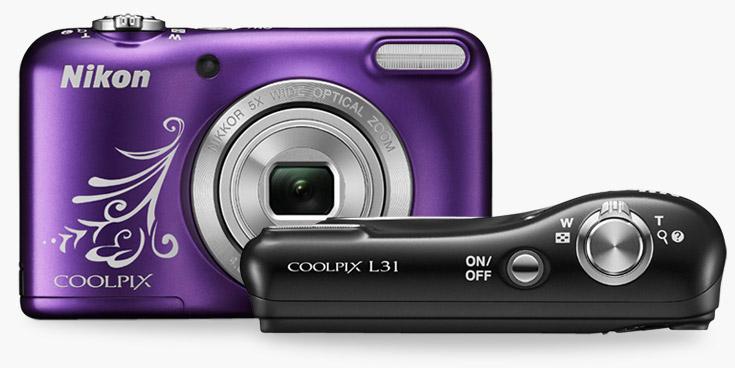 Nikon, Coolpix L31, filmati in HD