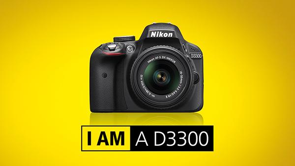 Nikon D3300, Reflex