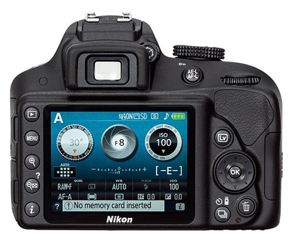 Nikon D3300, Relfex, Entry-level