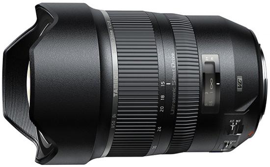 Tamron SP 15-30mm f2.8 VC USD, Nikon, Canon, Sony, Grandangolo