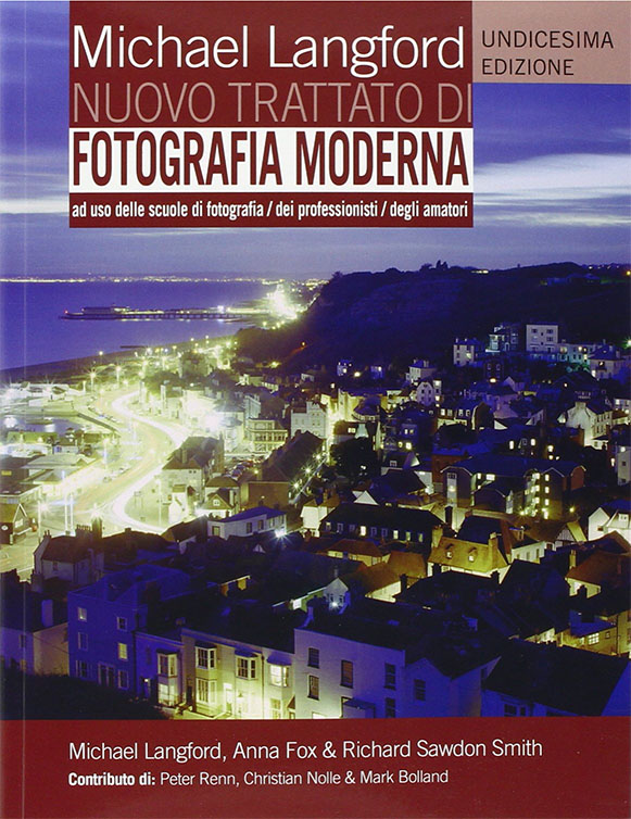 manuale di fotografia, libro fotografico, Nuovo trattato di fotografia moderna