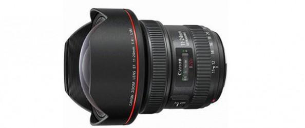Canon EF 11-24mm f4 USM, Obiettivo, grandagolare