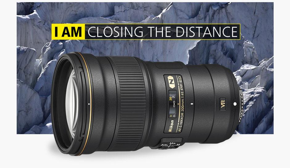 Nikkor 300mm f/4