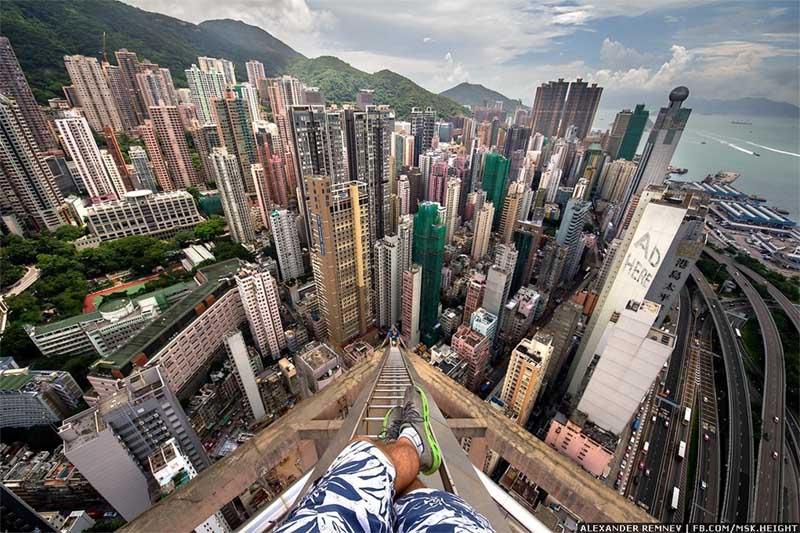 Alexander Remnev, Hong Kong 3