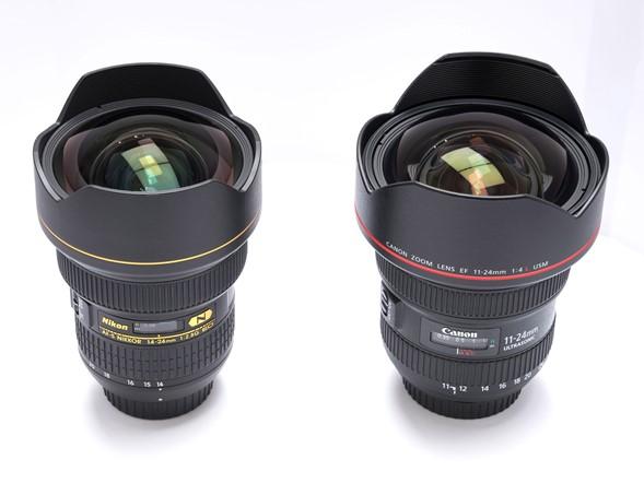 Canon EF 11-24mm f:4 L USM, obiettivo, Grandangolo, 14-24mm, 2