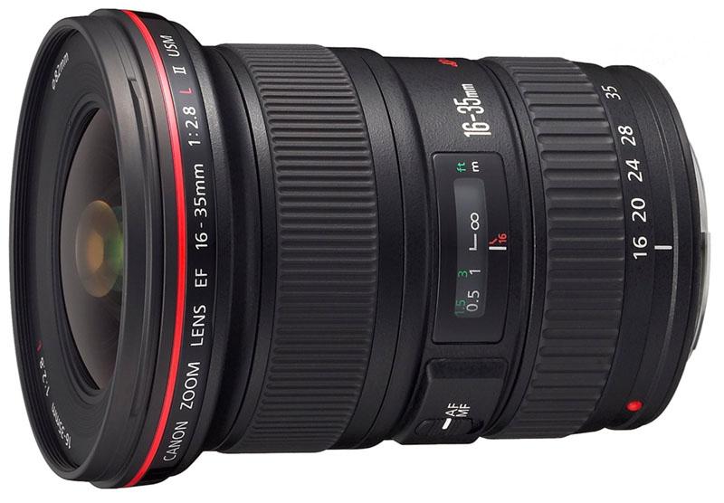 Canon EF 16-35mm, USM, f2.8