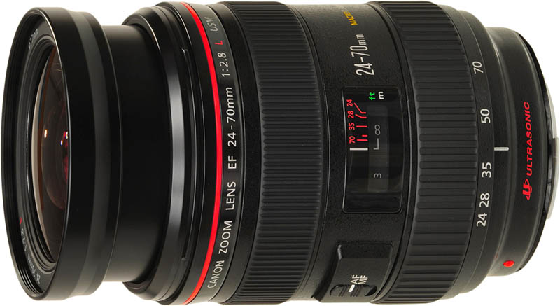 Canon EF 24-70mm, L, USM, f2.8, Recensione, Obiettivo, aperto