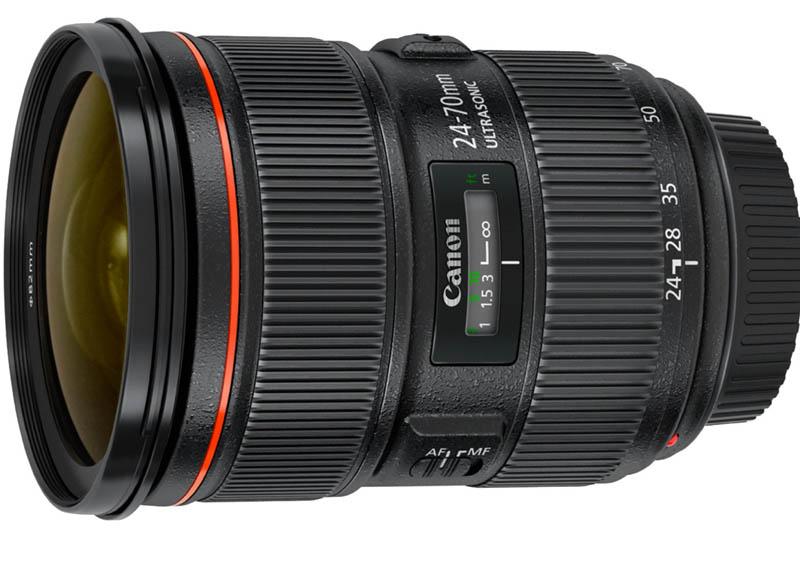 Canon EF 24-70mm, L, USM, f2.8, Recensione, obiettivo