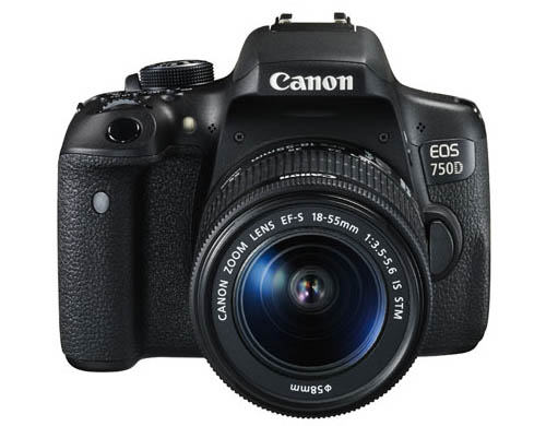 Canon EOS 750D, Reflex, Camera, Rebel, Rumors