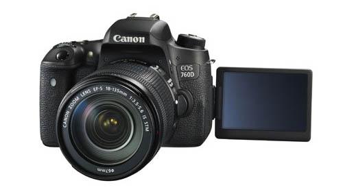 Canon EOS 750D, 760D, Rumors, Camera, DSRL