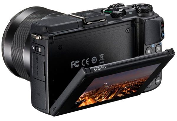 Canon EOS M3, Mirrorless, novità