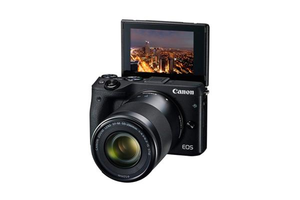 Canon EOS M3. Mirrorless, Novità, 4
