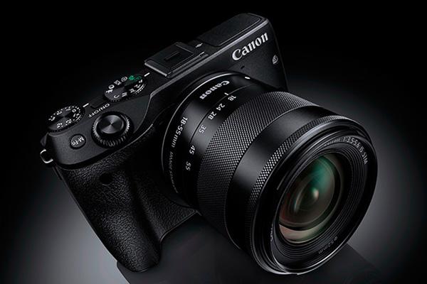 Canon EOS M3. Mirrorless, Novità