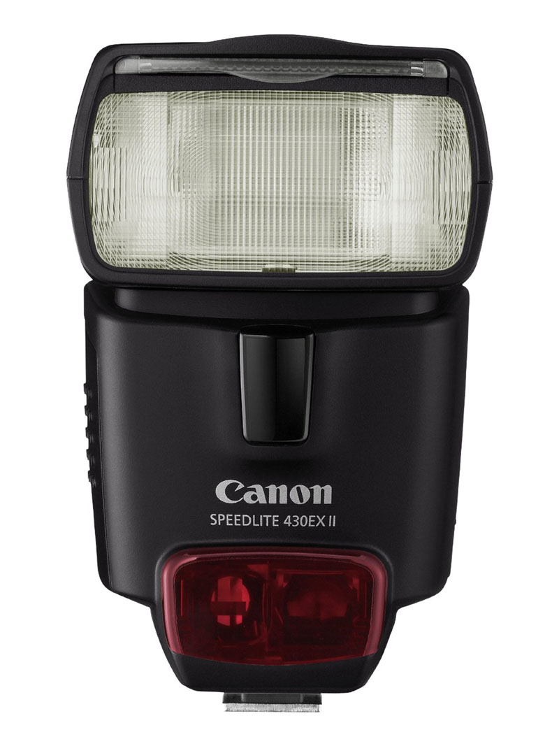 Canon Speedlite 430EX II, Flash