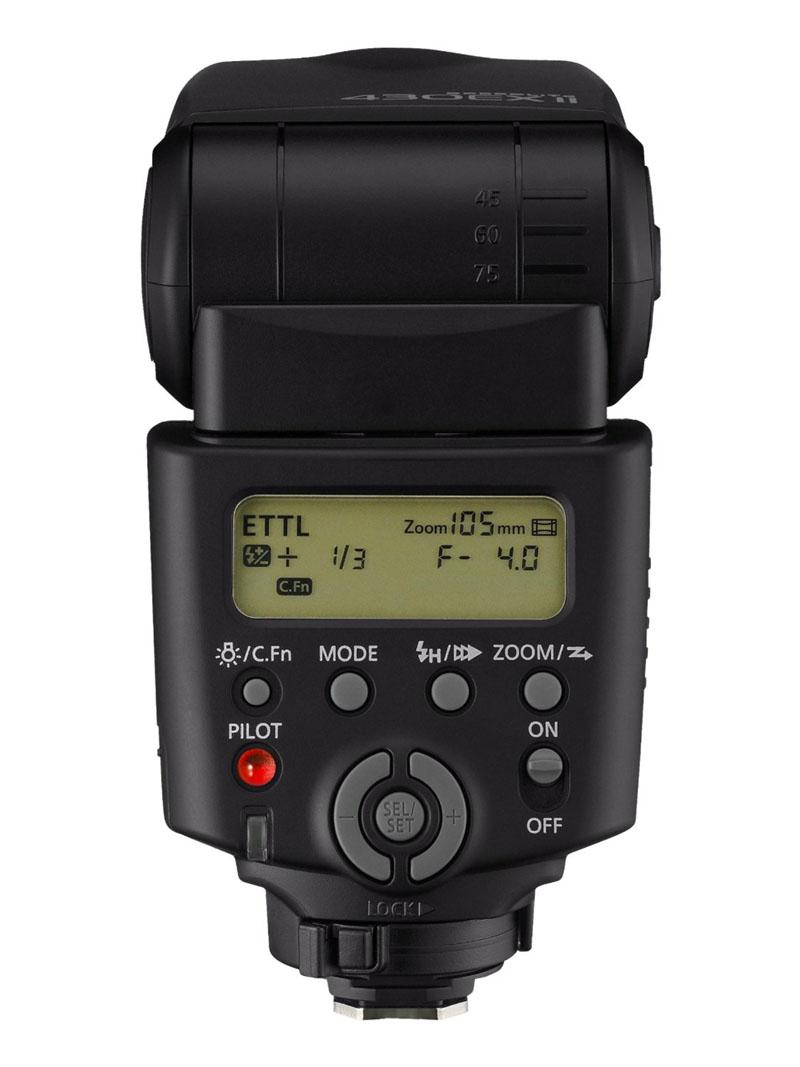 Canon Speedlite 430EX II, retro, Flash