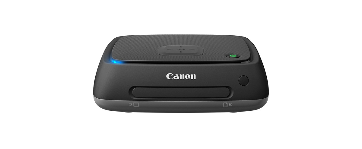 Canon connect station, wi-fi, trasferimento foto, senza fili