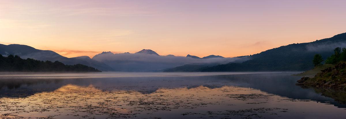 Foto panoramiche, gran sasso, landscape
