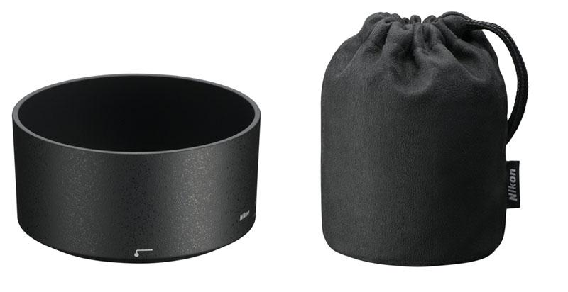 Nikon AF-S Nikkor 85mm, parlauce