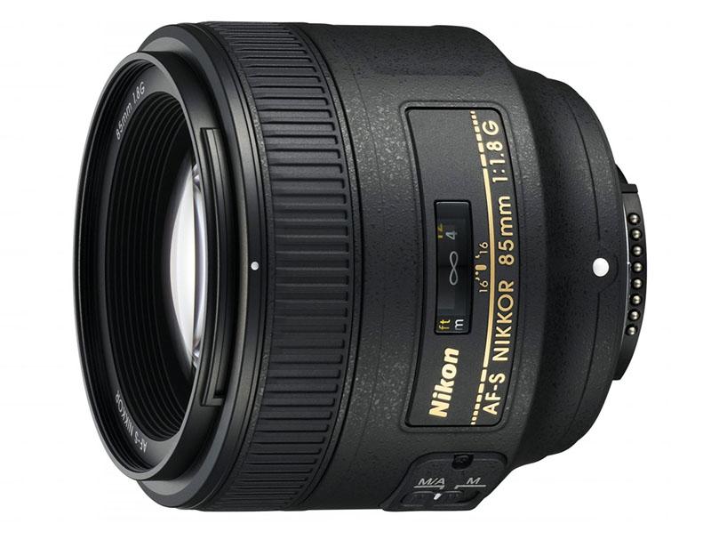 Nikon AF-S Nikkor 85mm, ritratti