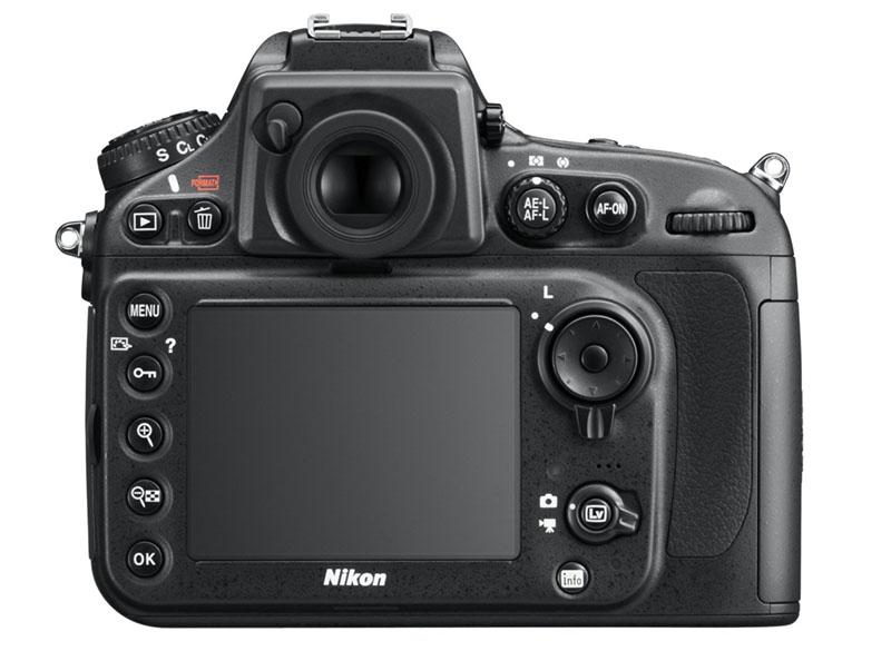 Nikon D800, D800E, Full-frame, retro