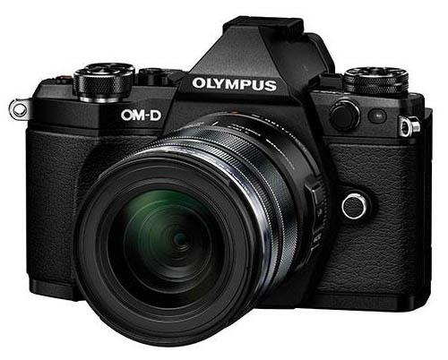OM-D E-M5 Mark II, Olympus, Fotocamera, Rumors, front