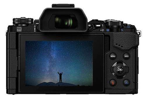 OM-D E-M5 Mark II, Olympus, Fotocamera, Rumors, retro