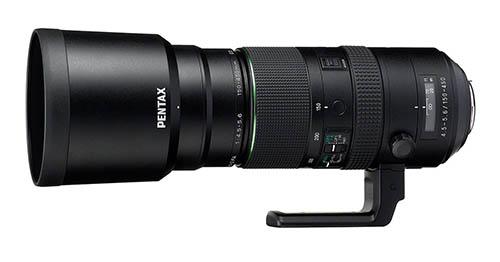 Pentax, 150-400mm f4.5-5.6, Rumors, Lenti, obiettivo