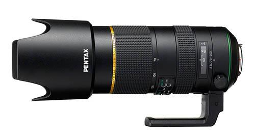 Pentax, 70-200mm f2.8, Rumors, Lenti, obiettivo