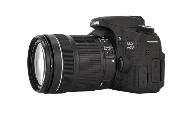 canon EOS 760D, Reflex, Novità,