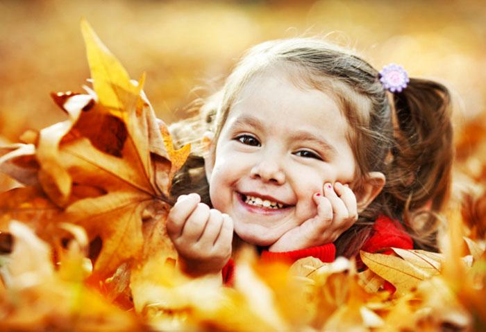 Come fotografare un bambino, tecnica fotografica, sorriso