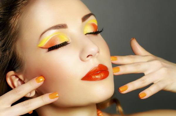 Come simulare del make-up, Tutorial photoshop, fotoriticco