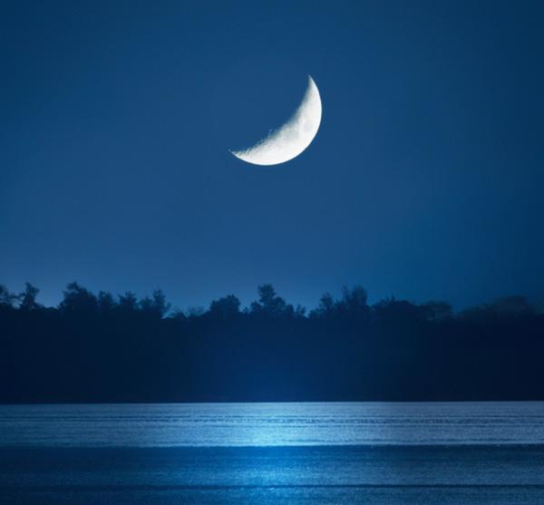 Fotografare la luna tecnica fotografica fotografia di for Semplici paesaggi
