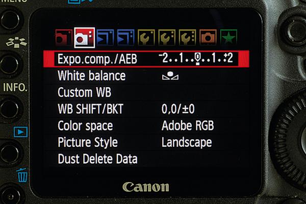 Fotografia HDR, tecnica fotografica, canon, impostazioni