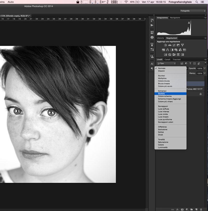 Christoffer Relander tutorial, tecnica fotografica